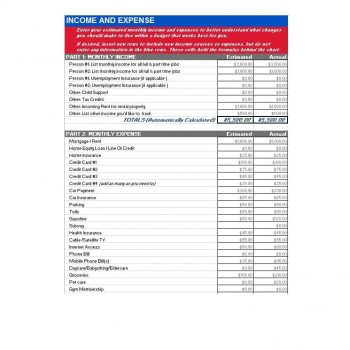 Income and Expense Ledger 38