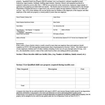 child tax credit worksheet 19