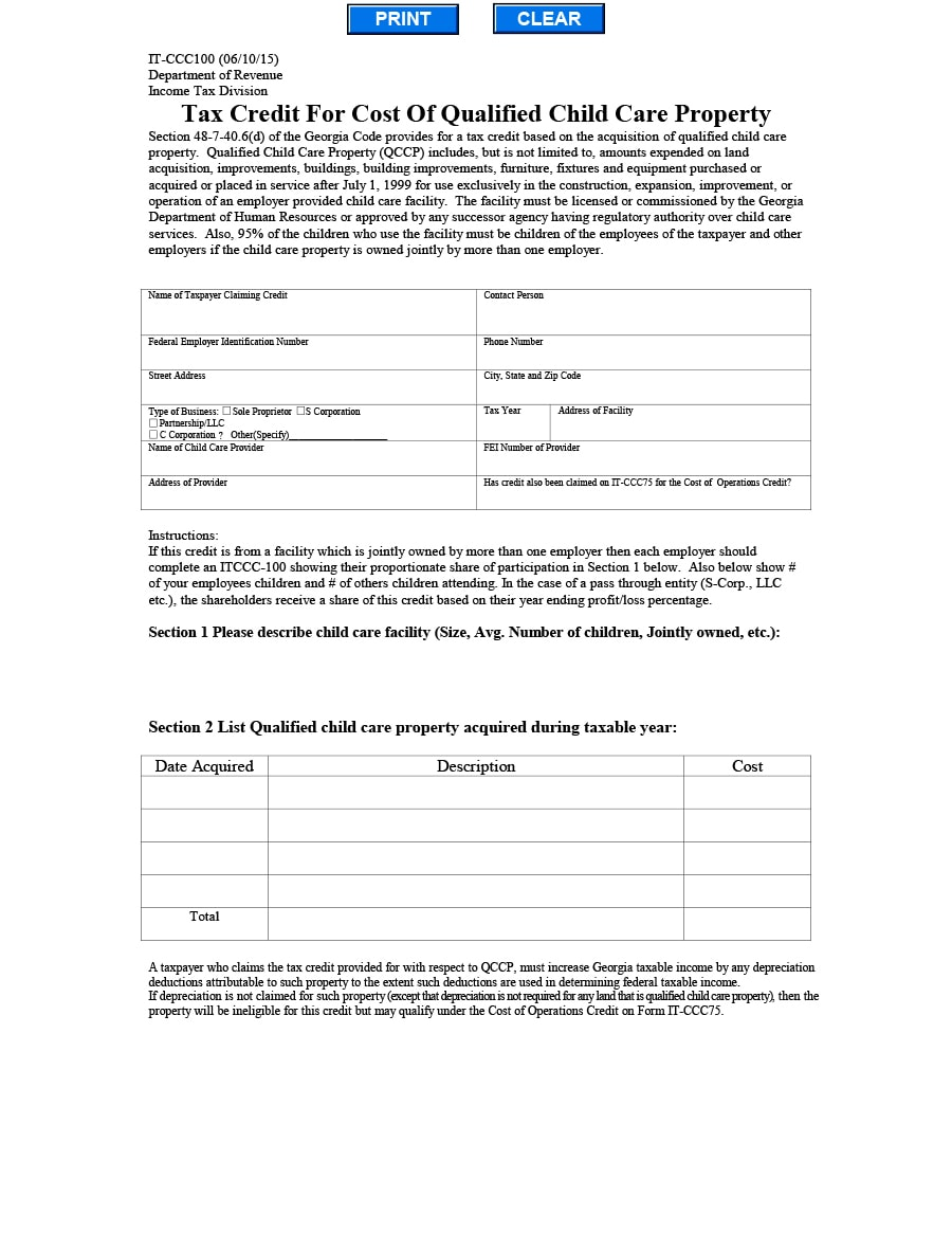 child tax credit worksheet 19
