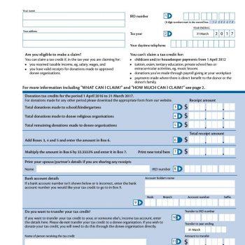 child tax credit worksheet 23