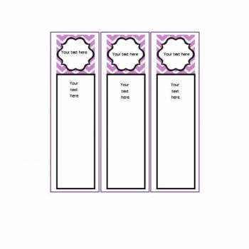 Binder Spine Template 27
