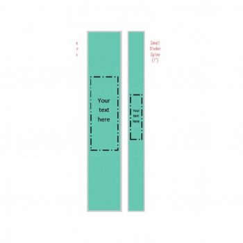 Binder Spine Template 35