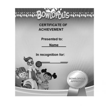 Certificate of Achievement Template 13