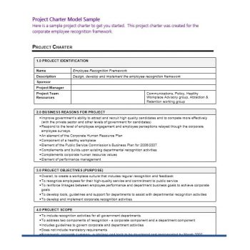 Project Charter Template 02