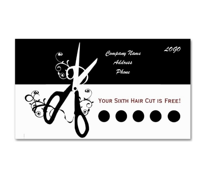 30 printable punch reward card templates 101 free punch card template 05 cheaphphosting Gallery