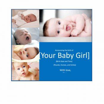 birth announcement template 05