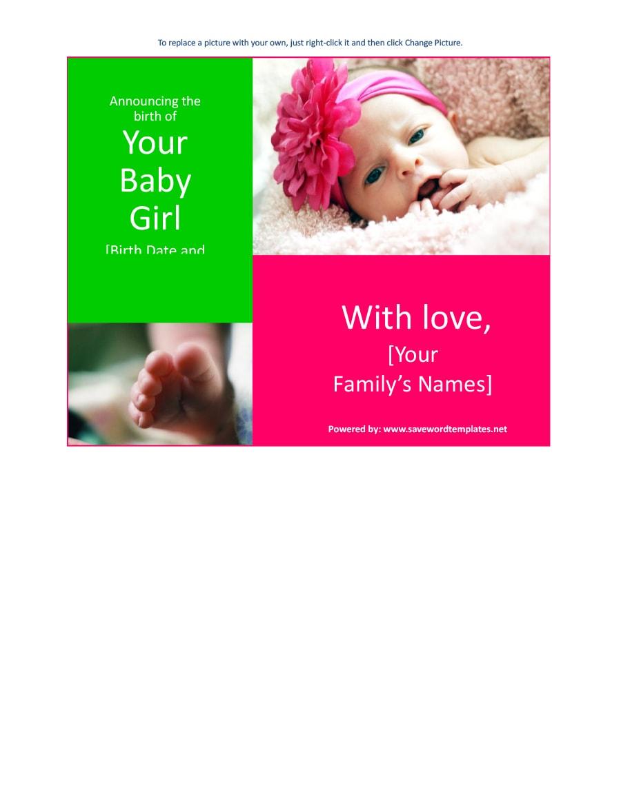 birth announcement template 06