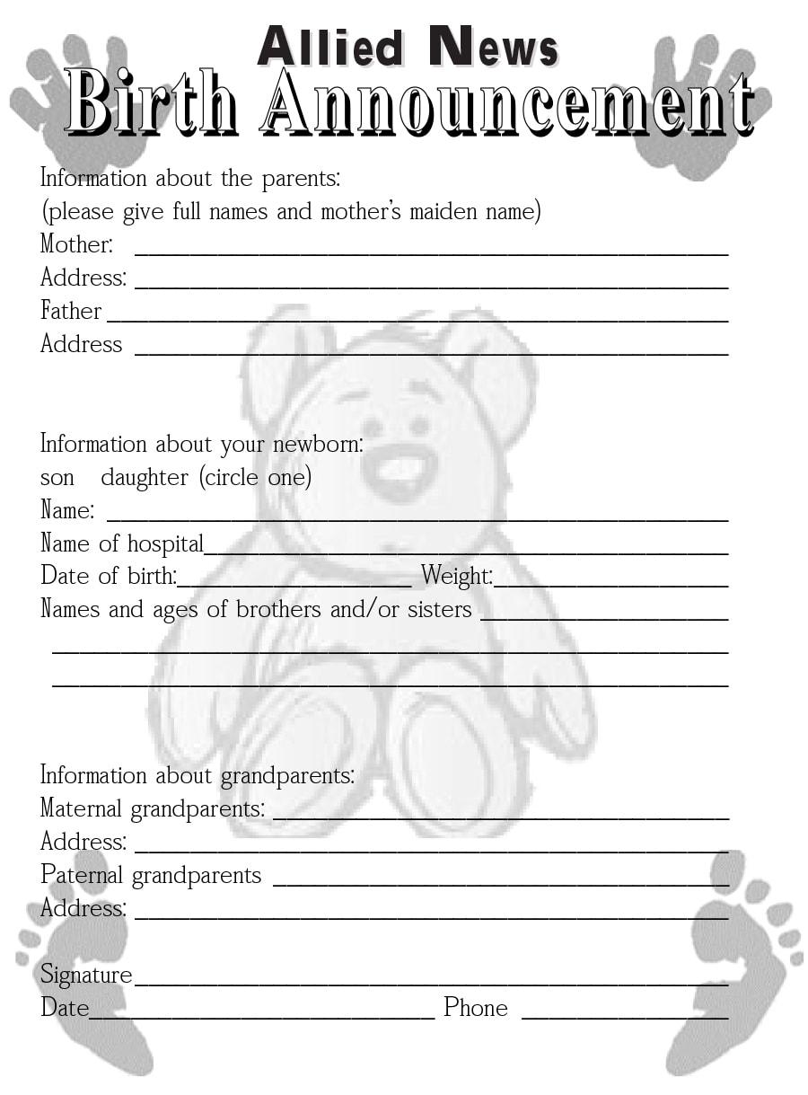 birth announcement template 08