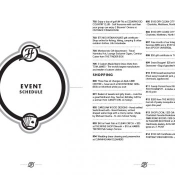 event program template 07