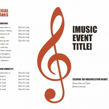 event program template 13