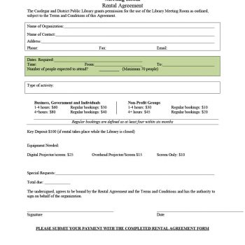 room rental agreement 35