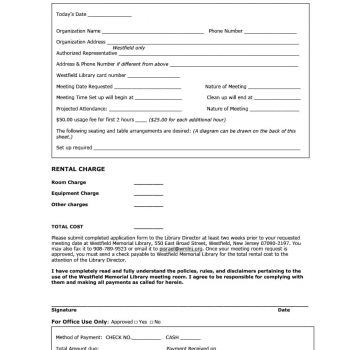 room rental agreement 38