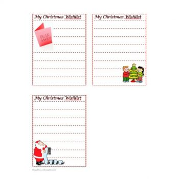 christmas wish list template 03