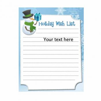 christmas wish list template 06