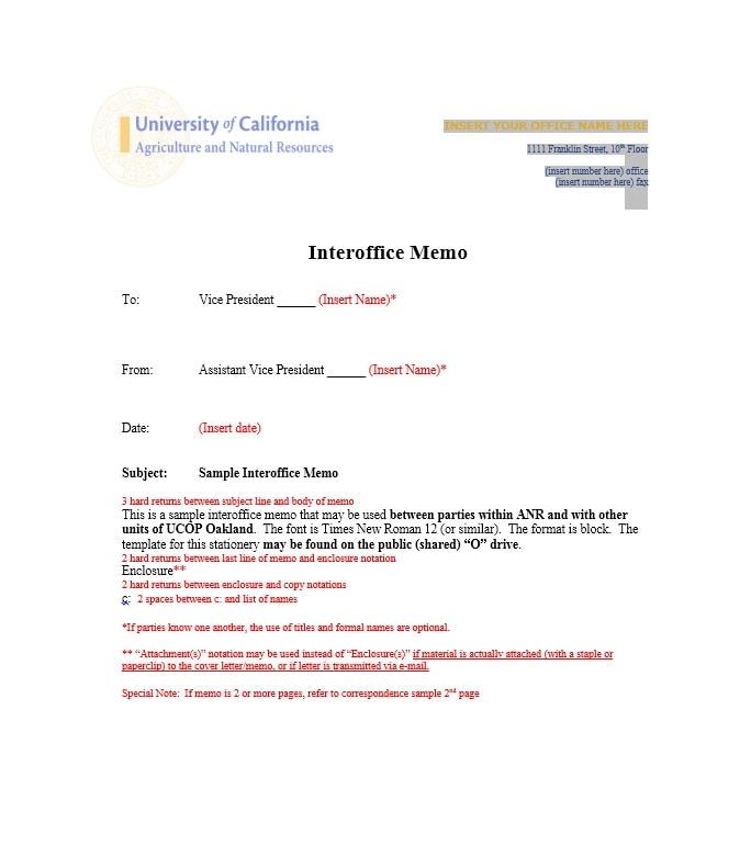 interoffice memo term | technologybusiness