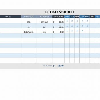 payment schedule template 01