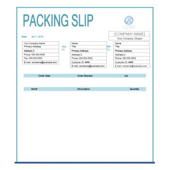 packing slip template 01