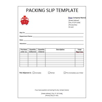 packing slip template 03