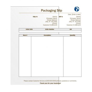 packing slip template 06