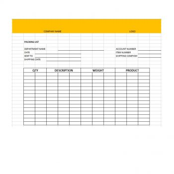 packing slip template 23