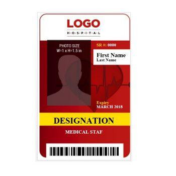 ID Card Template 12