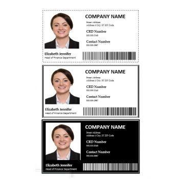 ID Card Template 26
