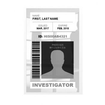 ID Card Template 27