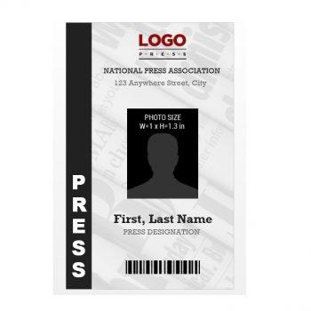 ID Card Template 33