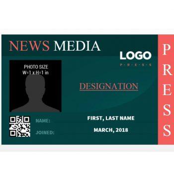 ID Card Template 36