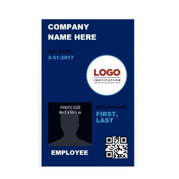 ID Card Template 43