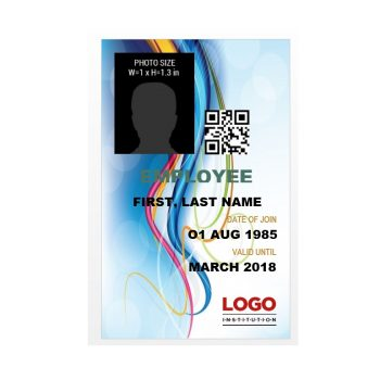 ID Card Template 45