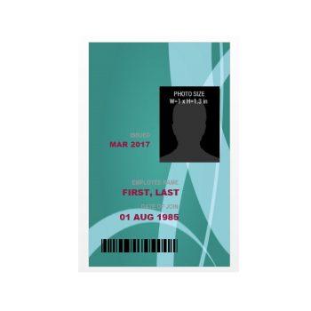 ID Card Template 46