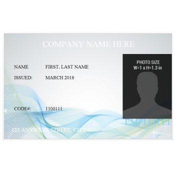 ID Card Template 47