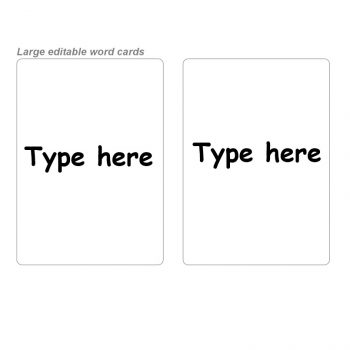 Index Card Template 29