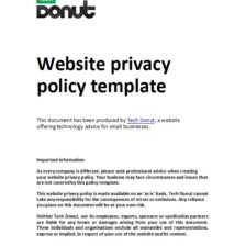 privacy policy template 04