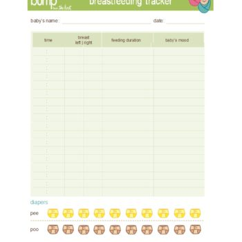 baby feeding chart 19