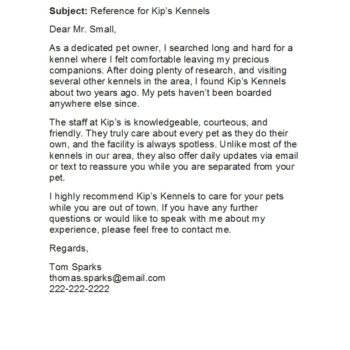 business reference letter 04