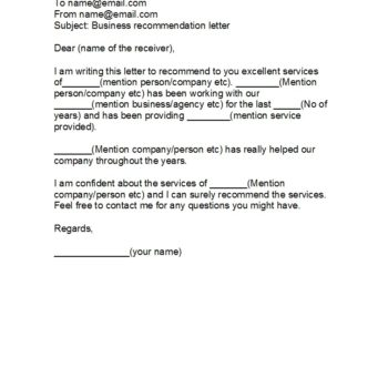 business reference letter 07