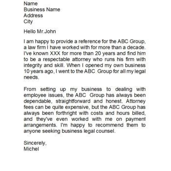 business reference letter 28