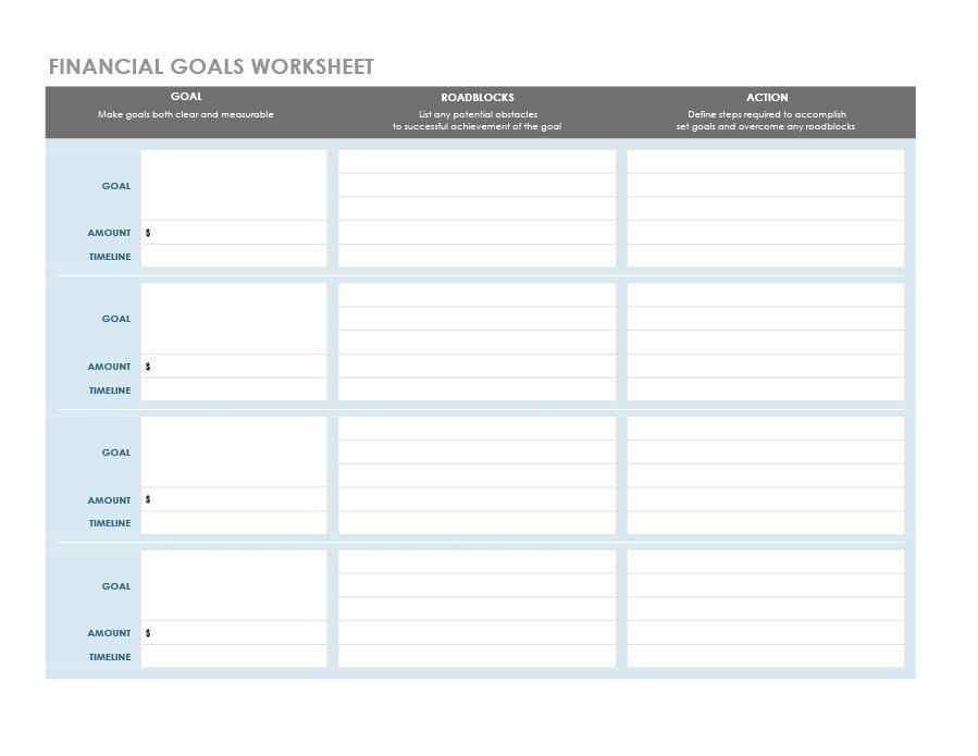 money management worksheet 50