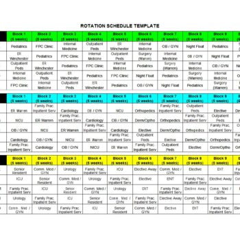 rotating schedule 01