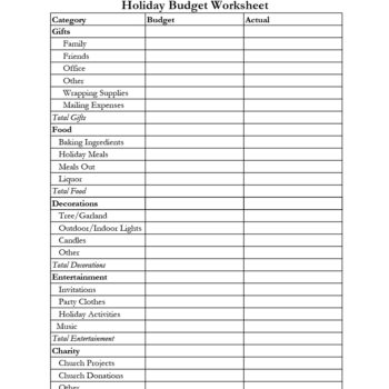 travel budget template 27