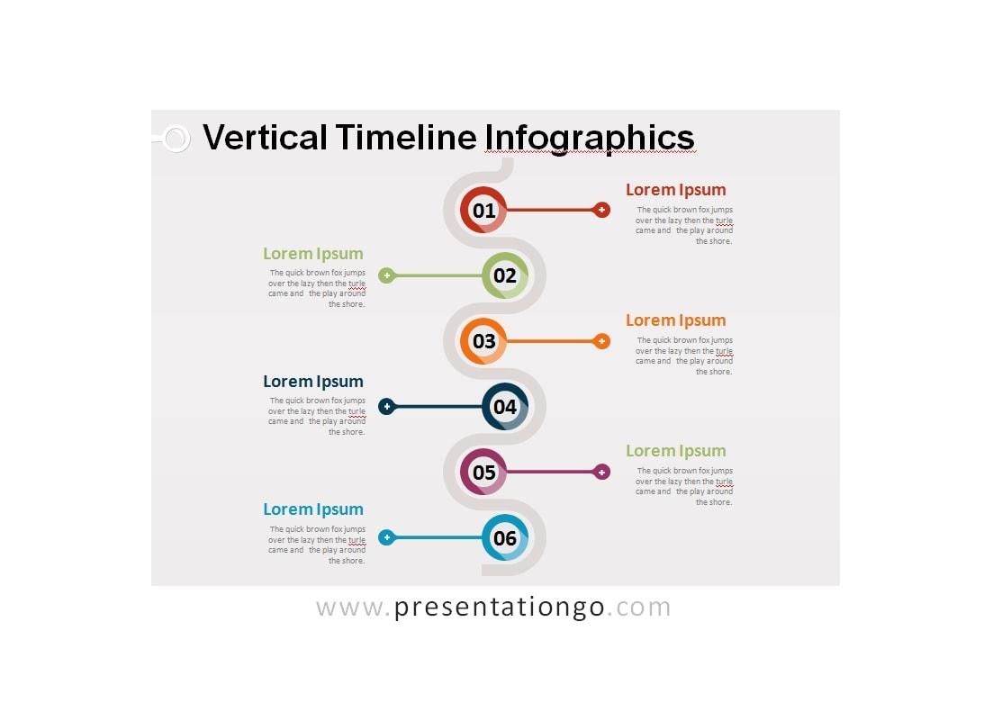 vertical timeline 03