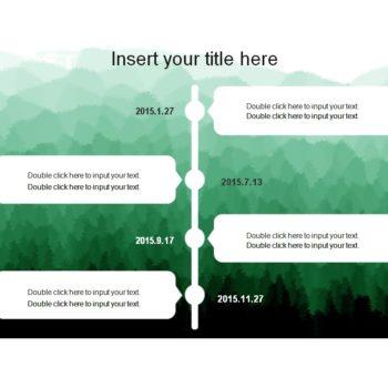 vertical timeline 21
