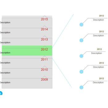 vertical timeline 23