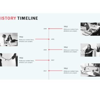 vertical timeline 27