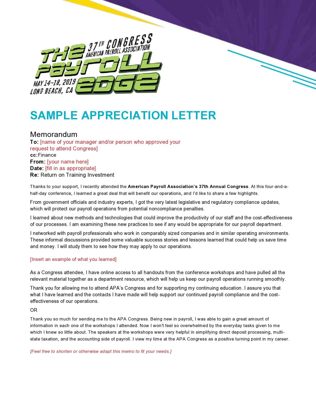 appreciation letter 16