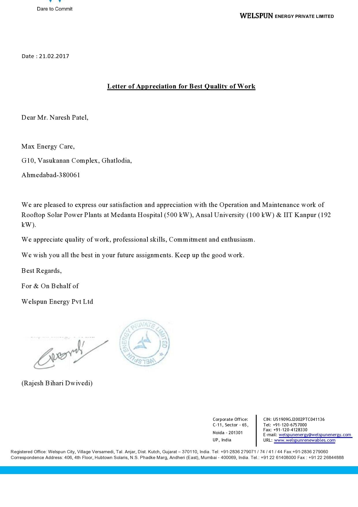 appreciation letter 41