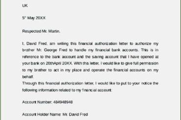 authorization letter 26