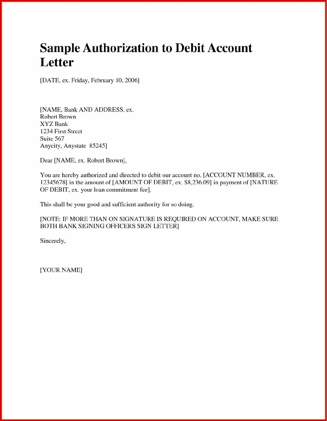 authorization letter 28